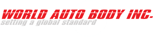 world auto body inc. logo